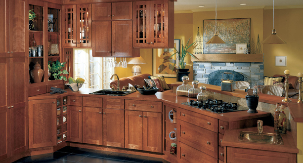 ... BarrWood Cabinets 05 ...