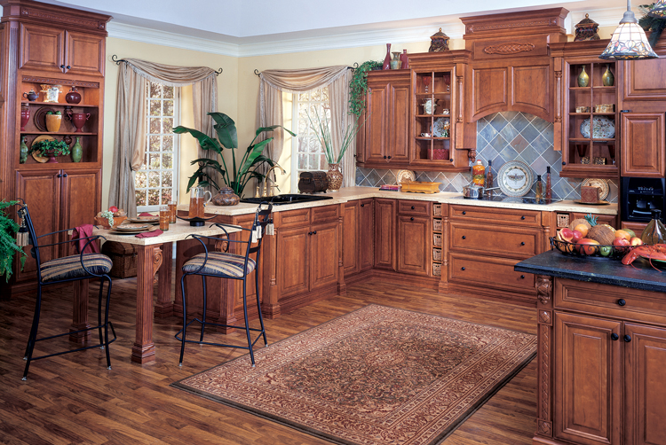 Image gallery kitchen cabinets gallery for Kitchen cabinets gallery